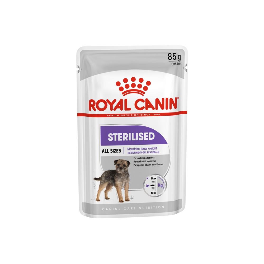 Royal Canin CCN Húmida Sterilised Cão