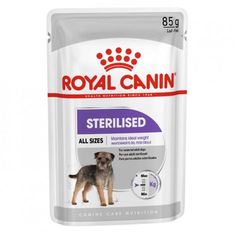 Royal Canin Sterilised em mousse Cão Adulto