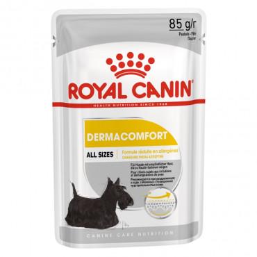 Royal Canin Dermacomfort em mousse Cão Adulto