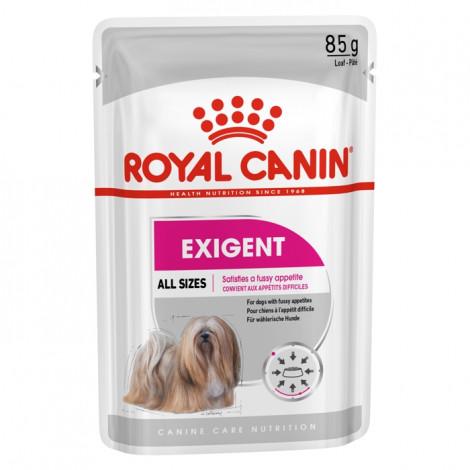 Royal Canin Exigent em mousse Cão Adulto