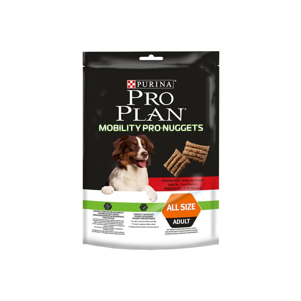 Pro Plan Mobility Pro-Nuggets Snacks para cão