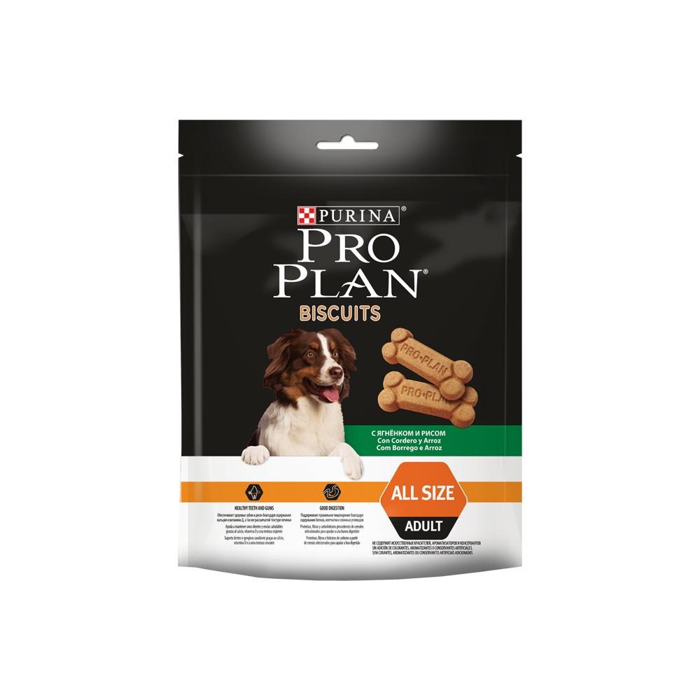 Pro Plan Biscuits - Borrego e Arroz