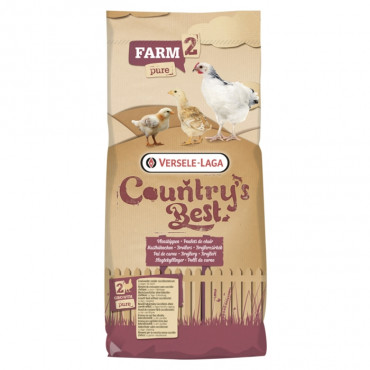 Versele-Laga Farm2 Pure Pellet