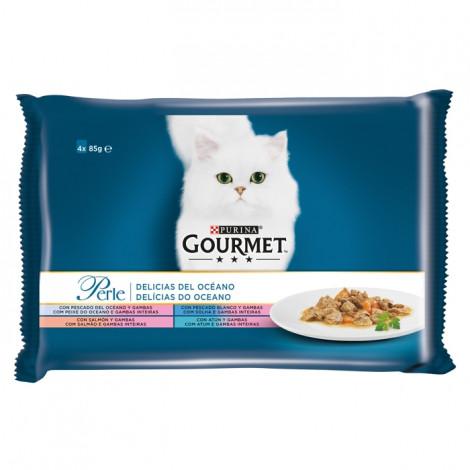 Gourmet Perle Gato Delícias do Oceano