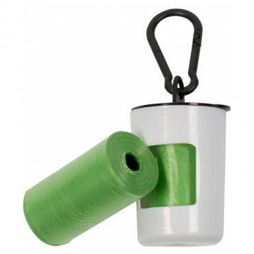 Duvo+ Dispensador em tudo com sacos biodegradáveis