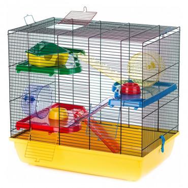 Duvo+ Gaiola TEDDY 2 GIGANT para roedores