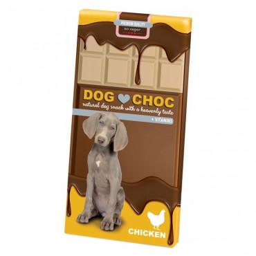 Duvo+ Chocolate para cão Frango