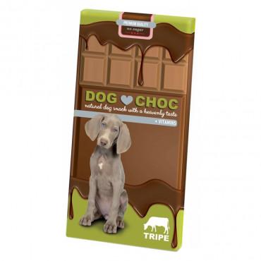Duvo+ Chocolate para cão Tripa