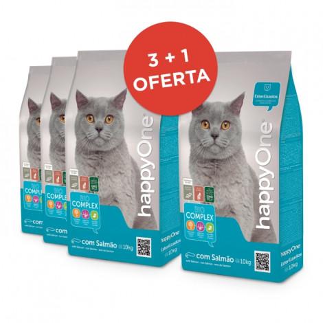 HappyOne Gato Esterilizado (3+1 OFERTA)