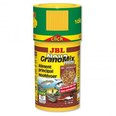 JBL NovoGranoMix Mini Clique Alimento para peixes