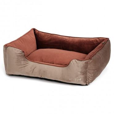 Agui Velvet Bed Cama para cão