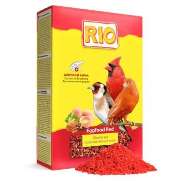Rio Papa de Ovo Vermelha