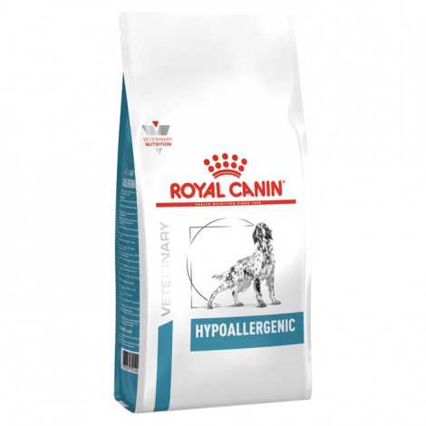 Royal Canin Hypoallergenic Cão Adulto