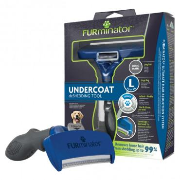 FURminator Undercoat Cão Pelo comprido