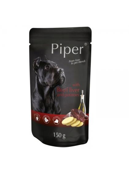 Piper Dog com Vaca e Batata