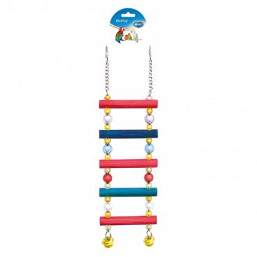 Duvo+ Escadas com contas para aves