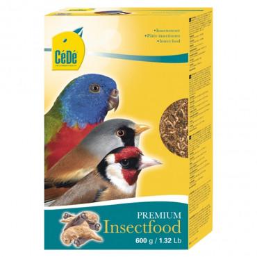 CéDé Alimento de insetos para Insetívoras