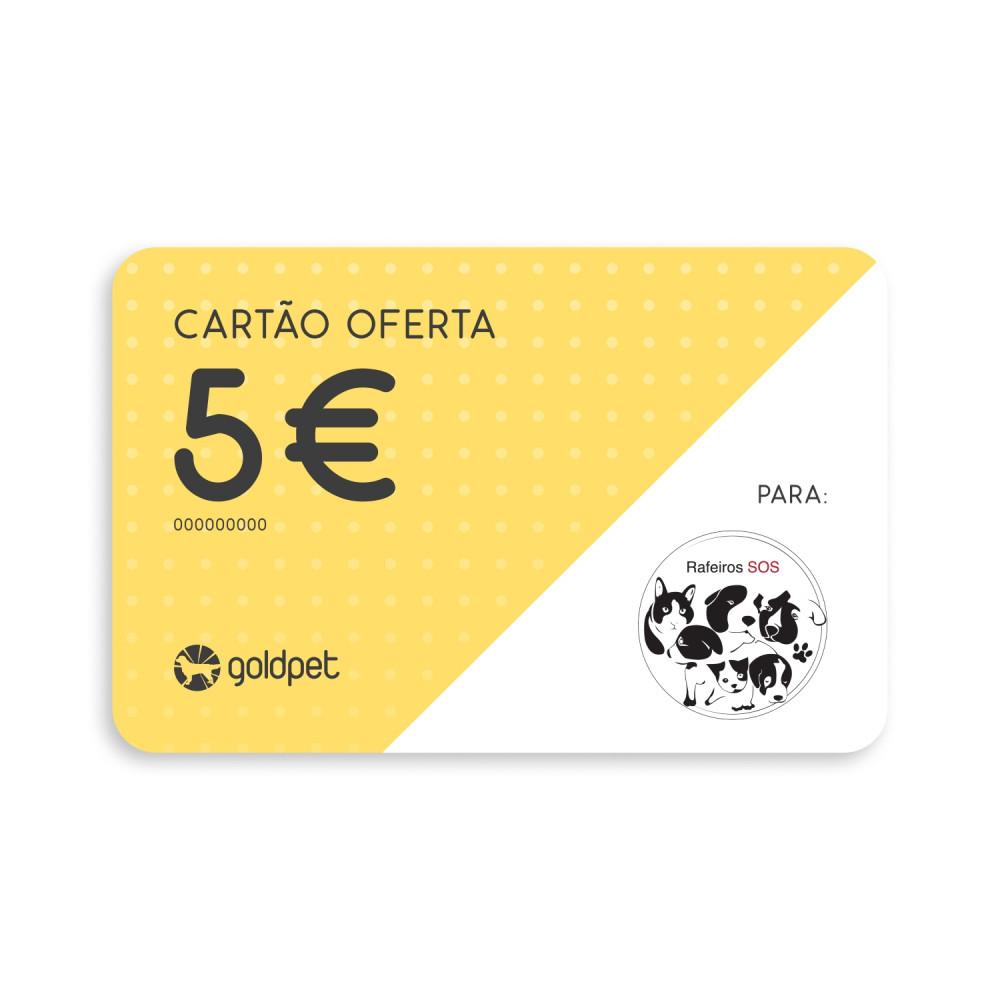 Cartão Oferta - Rafeiros SOS