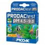 Prodac Teste para pH