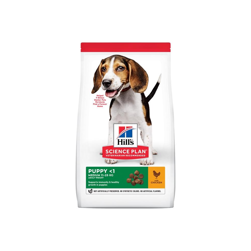 Hill's Puppy Medium Frango