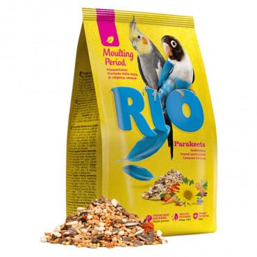 RIO Alimento período de muda Grandes Periquitos