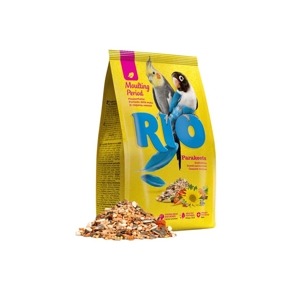 Rio - Alimento p/ Caturras - Período de Muda 1Kg