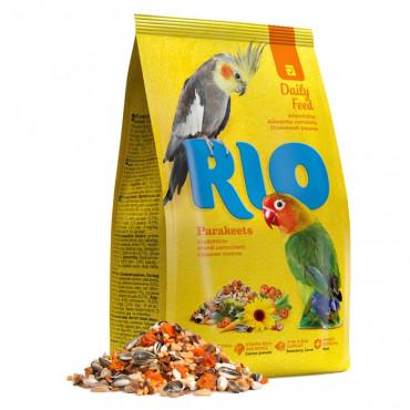 Rio - Alimento p/ Periquitos 1Kg