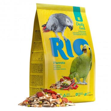 Rio - Alimento p/ Papagaios 1Kg