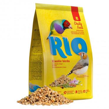 Rio - Alimento p/ Pássaros Exóticos
