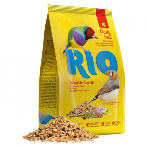 RIO Alimento para Aves exóticas