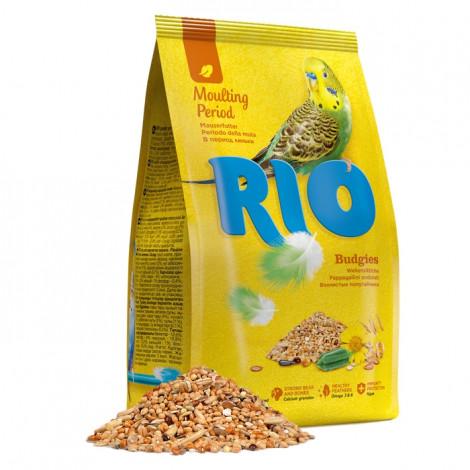 RIO Alimento período de muda Periquitos