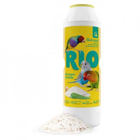 RIO Areia para aves