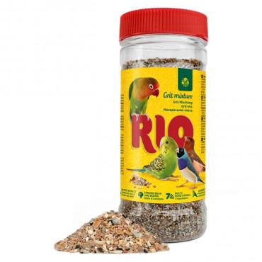 Mistura de areia e minerais para aves - Rio
