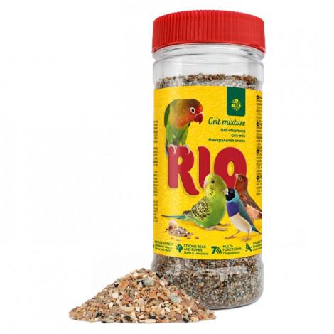 RIO Mistura de areia e minerais para aves