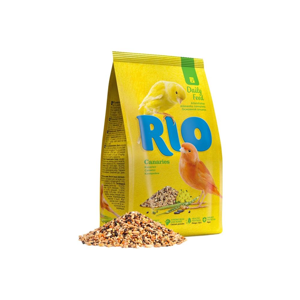 Rio - Alimento p/ Canários