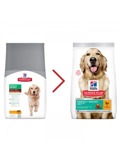 Hill's Cão Adulto Large Perfect Weight