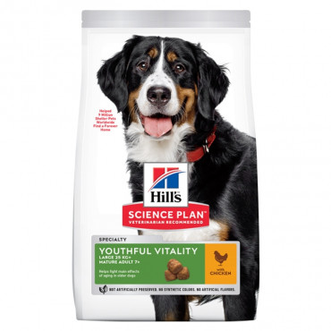 Hill's Adulto +5 Youthful Vitality Large