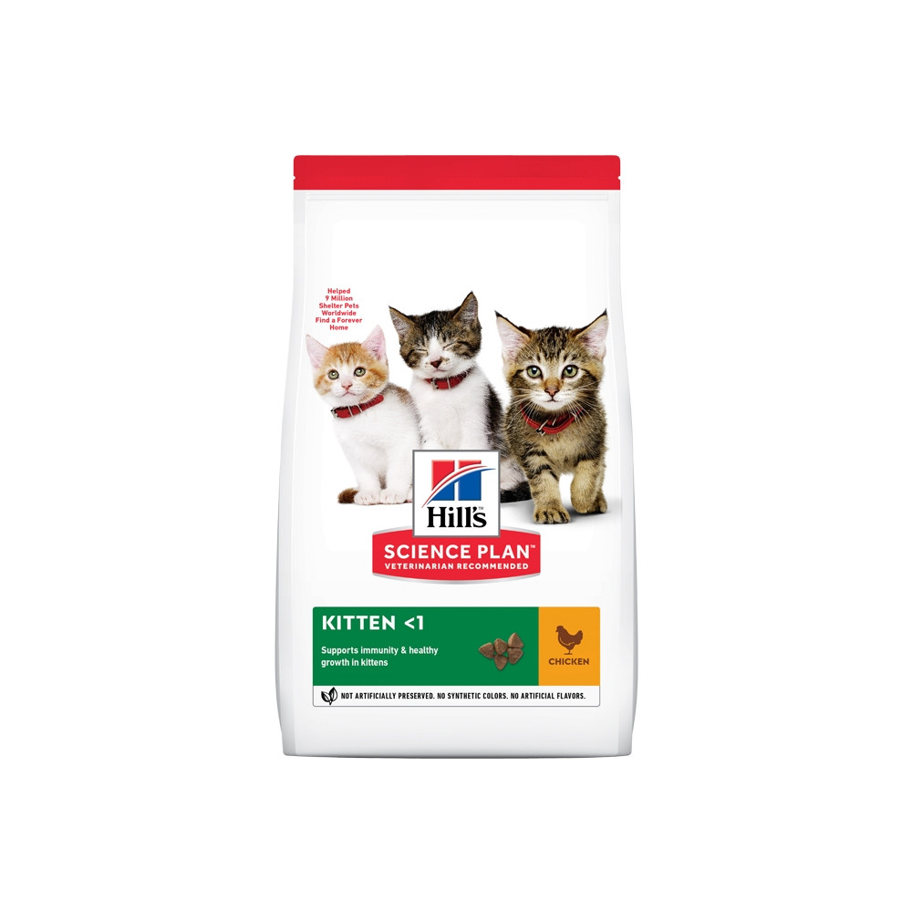Hill's Kitten - Healthy Development Frango 2kg