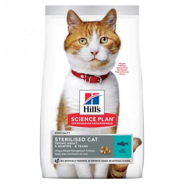 Hill's Feline - Sterilised Young Adult Atum