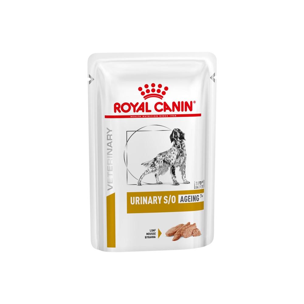 Royal Canin Húmida Urinary S/O Ageing7+ Cão Sénior