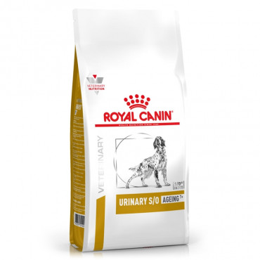 Royal Canin Urinary S/O Ageing7+ Cão Sénior