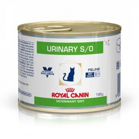 Royal Canin Urinary S/O Húmida Gato Adulto