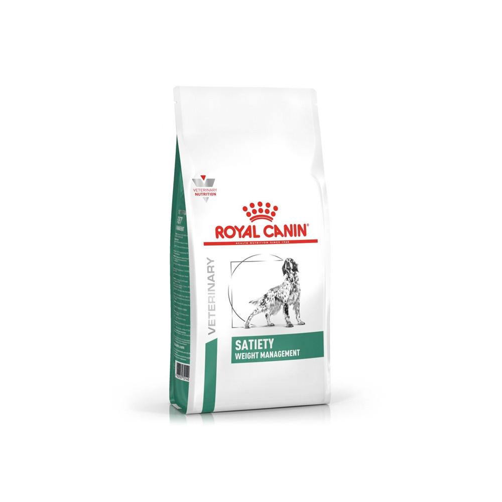 Ração para cão Royal Canin Satiety Weight Management