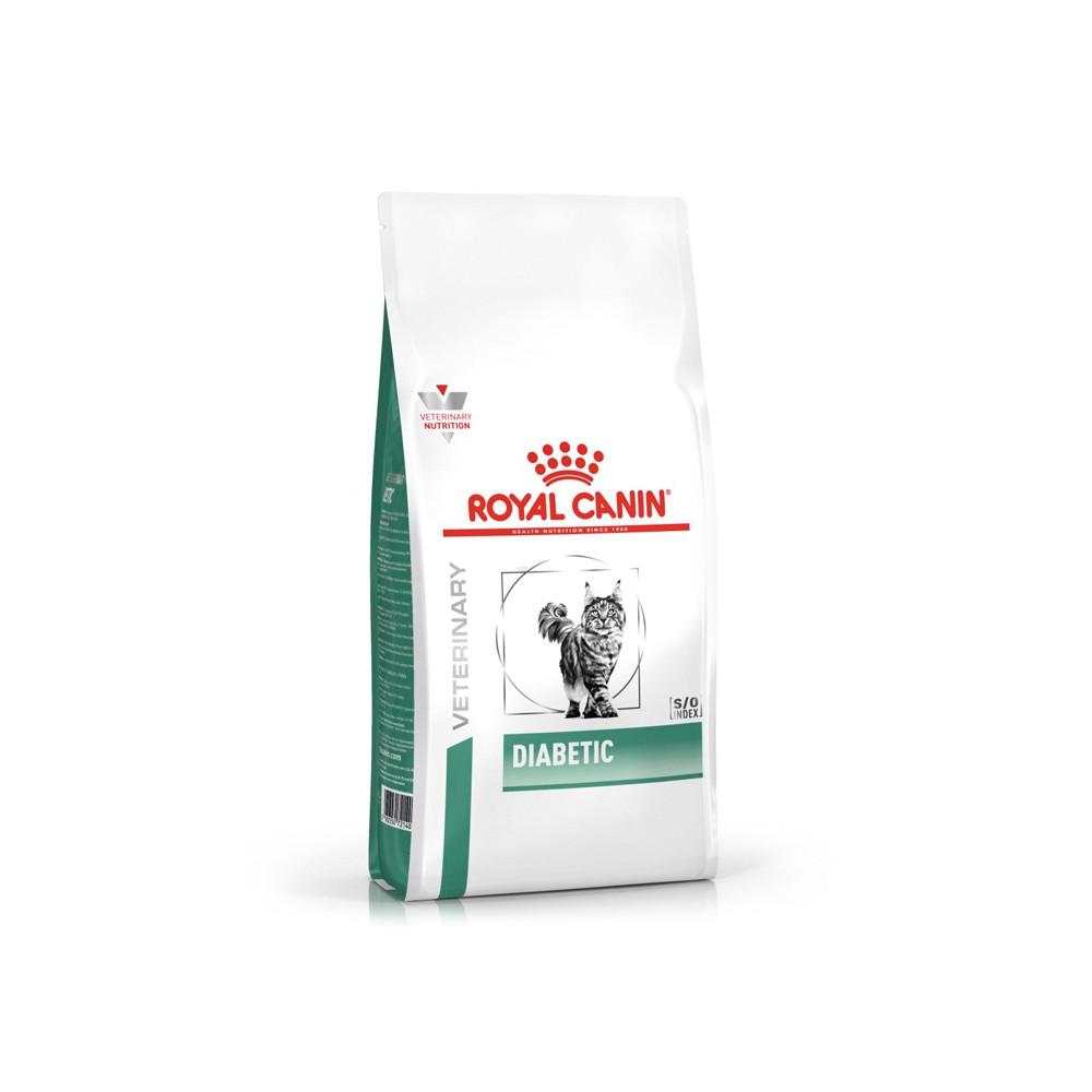 Ração para gato Royal Canin Diabetic