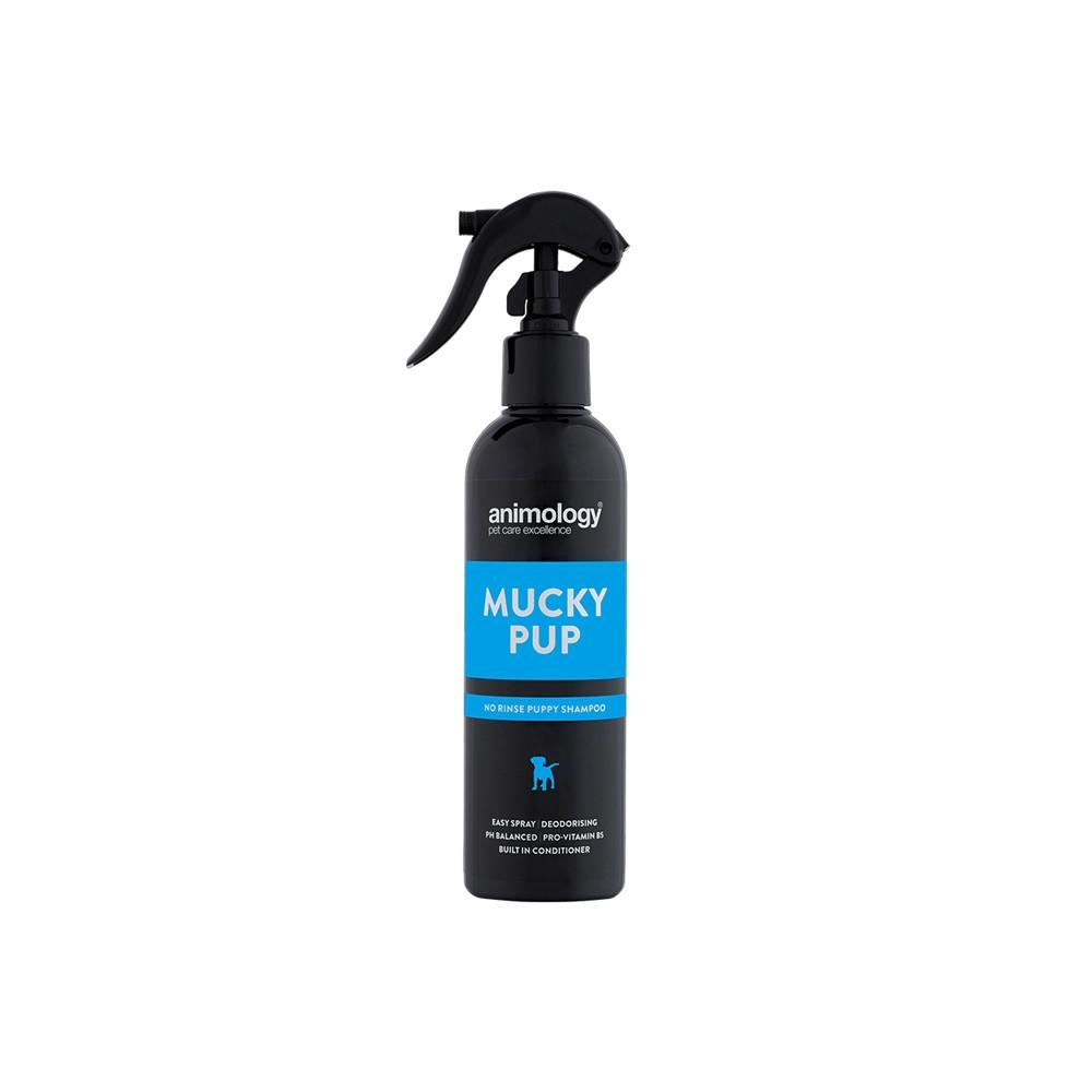 Animology Mucky Pup Champô seco para cão