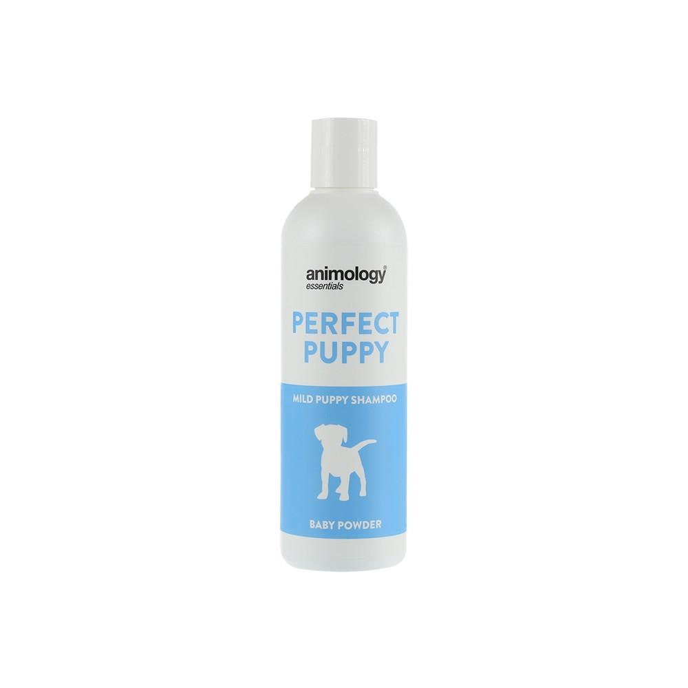 Animology Perfect Puppy Champô de talco para cachorro