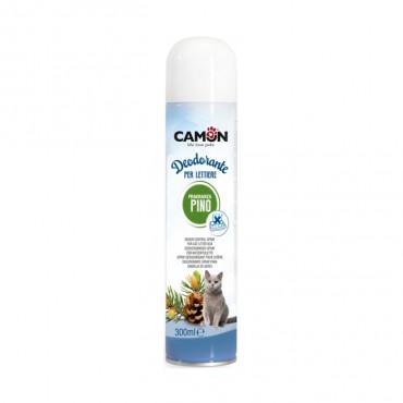Camon Eliminador de odores de Gato Fragrância Pinho