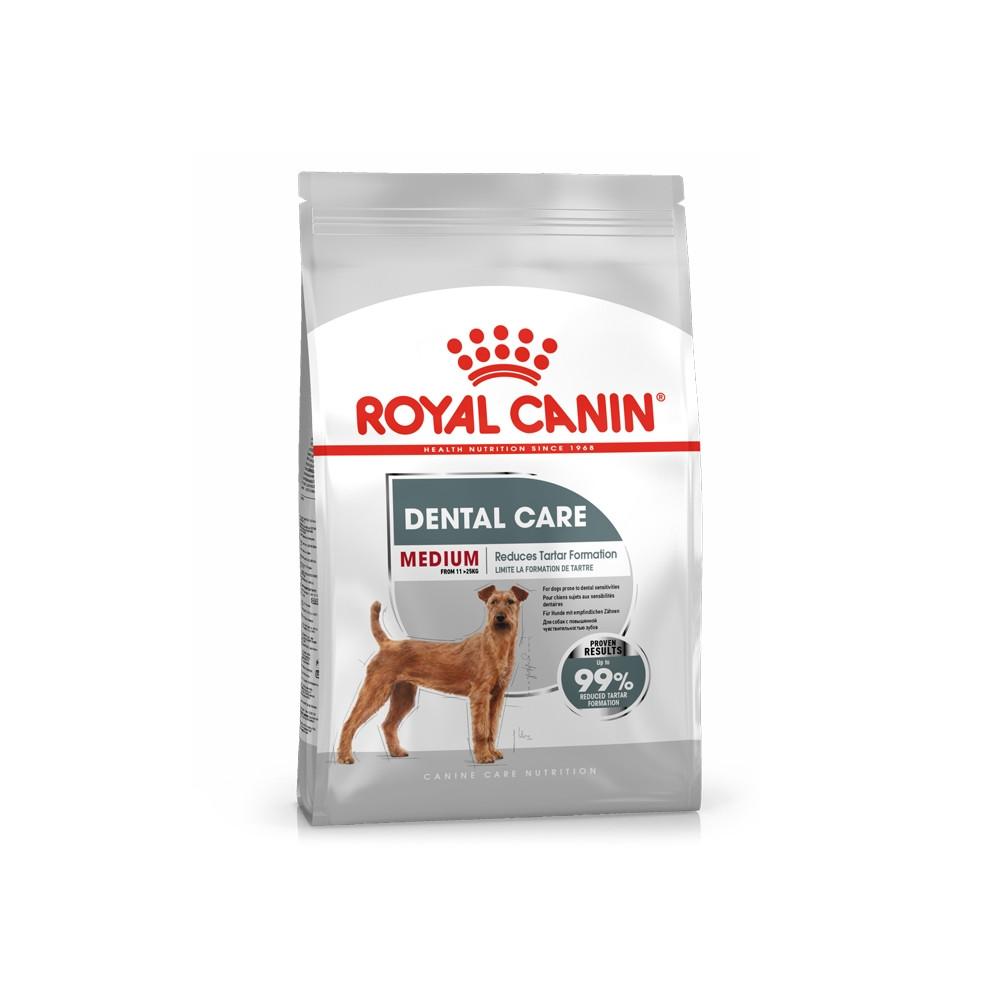 Royal Canin CCN Dental Care Cão Médio