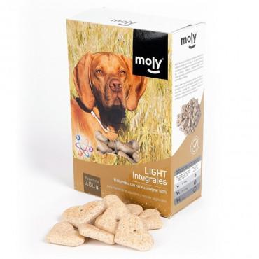 Moly Biscoitos integrais para cão