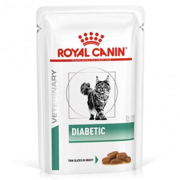Ração para gato Royal Canin Wet Diabetic 100gr